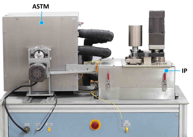 Low Temperature Torque tester with IP and ASTM chambers